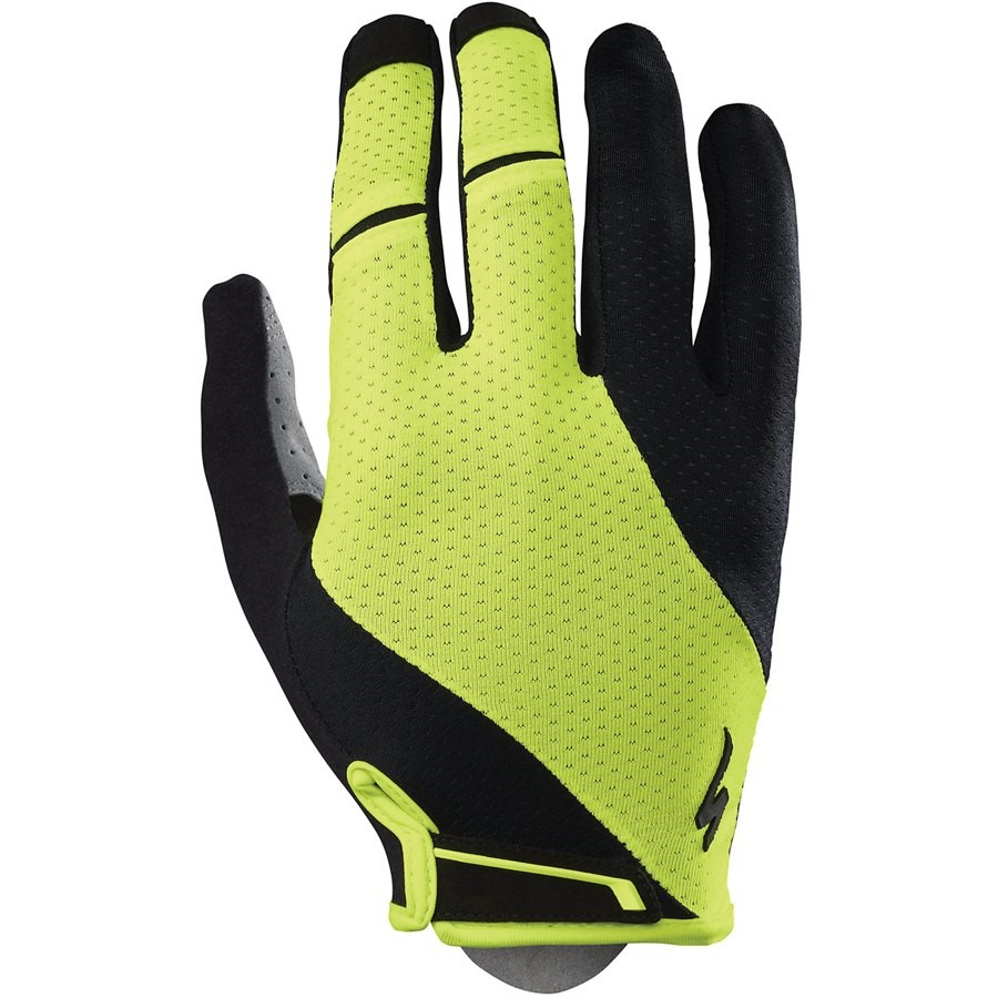 SPECIALIZED Body Geometry Gel Long Finger Gloves X-Large